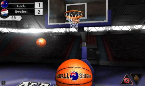 Basketball showdown 2015 screenshot 3