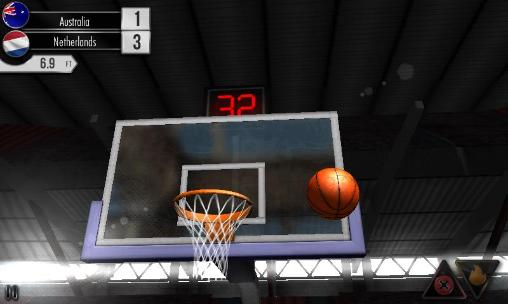 Basketball showdown 2015 screenshot 4