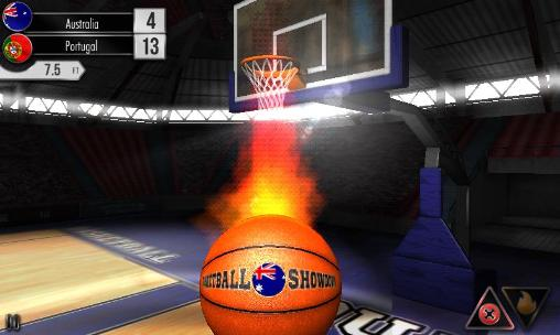 Basketball showdown 2015 screenshot 5