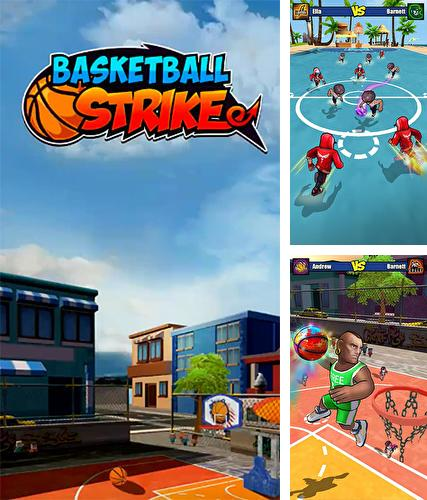 Basketball strike