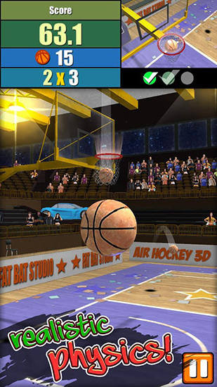 Basketball tournament screenshot 2