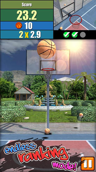 Basketball tournament screenshot 3
