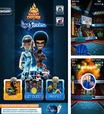 In addition to the game Roll: Boulder Smash! for Android phones and tablets, you can also download BasketDudes Liga Endesa for free.