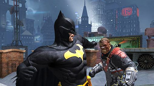 Jogue Batman: Arkham origins para Android. Jogo Batman: Arkham origins para download gratuito.