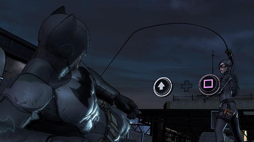 Screenshots von Batman - The Telltale Series für Android-Tablet, Smartphone.