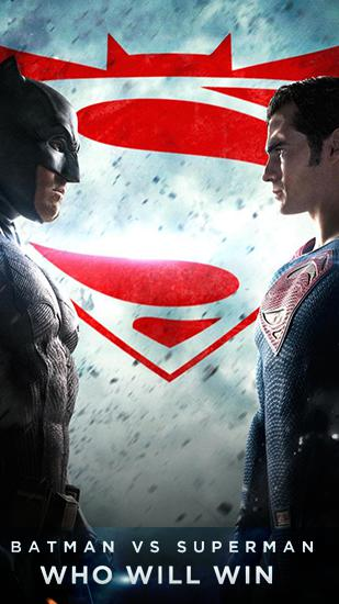 Batman vs Superman: Who will win poster