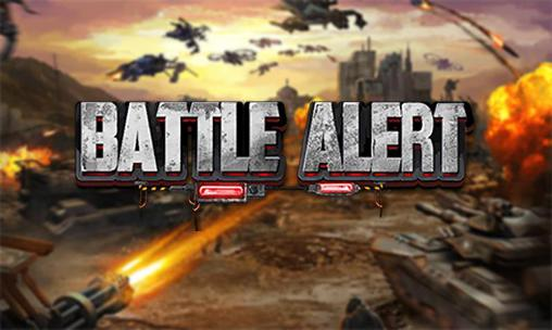 Battle alert: War of tanks обложка