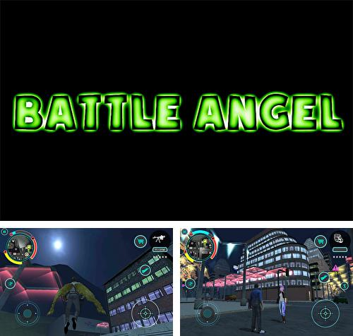 In addition to the game Battle angel for Android, you can download other free Android games for Digma Optima 8100R.