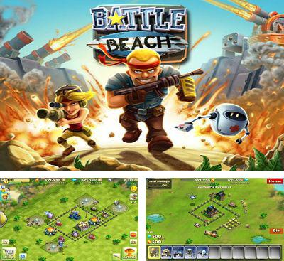 In addition to the game Bombcats: Special Edition for Android phones and tablets, you can also download Battle Beach for free.