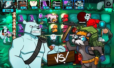 Download Battle Bears Fortress Android free game.