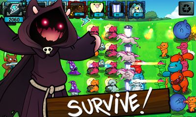 Get full version of Android apk app Battle Bears Fortress for tablet and phone.