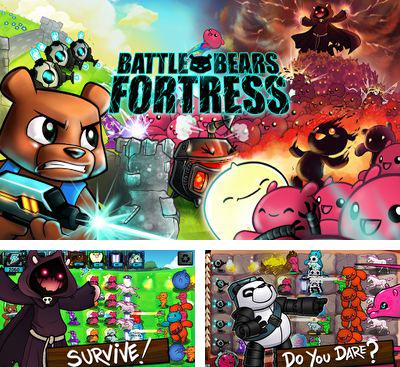 In addition to the game Kyubo for Android phones and tablets, you can also download Battle Bears Fortress for free.
