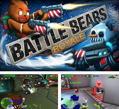 In addition to the game DROID Combat for Android phones and tablets, you can also download Battle Bears Royale for free.