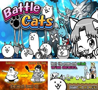 In addition to the game Big Pig for Android phones and tablets, you can also download Battle Cats for free.