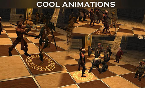 Battle chess screenshot 1