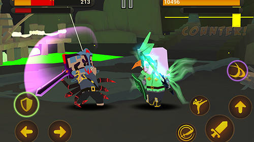 Screenshots do Battle flare - Perigoso para tablet e celular Android.