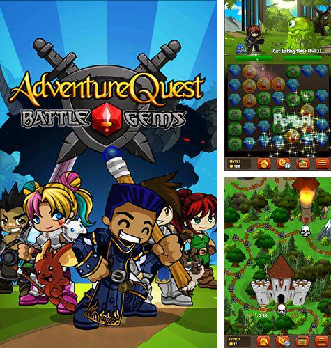 Battle gems: Adventure quest