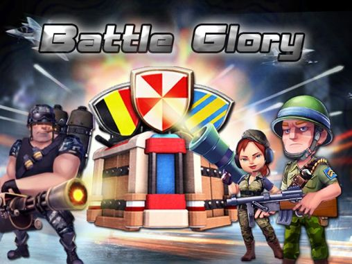 Battle glory poster