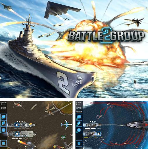 In addition to the game Desert Stormfront for Android phones and tablets, you can also download Battle group 2 for free.