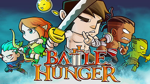Battle hunger: Heroes of blade and soul. Action RPG poster