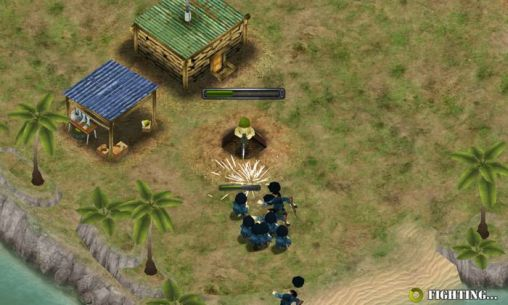 Battle islands screenshot 1