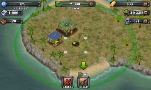 Battle islands screenshot 3