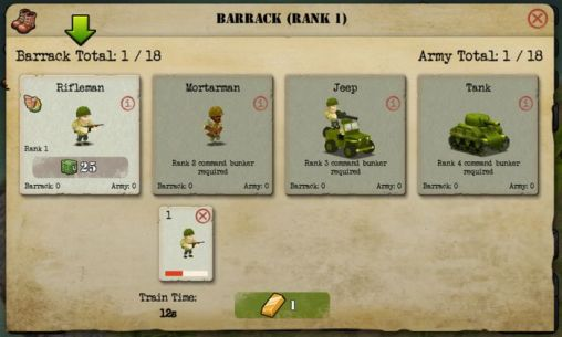 Battle islands screenshot 5