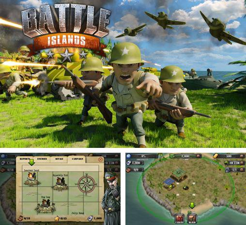 In addition to the game Tribe Hero for Android phones and tablets, you can also download Battle islands for free.