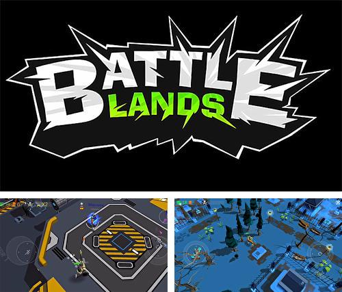 In addition to the game Towns of the dead for Android phones and tablets, you can also download Battle lands: Online PvP for free.