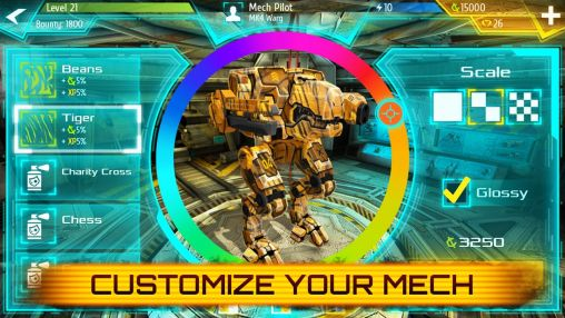 Battle mechs screenshot 2