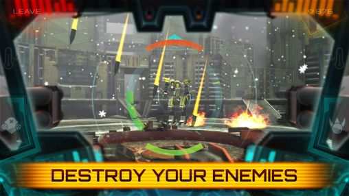 Battle mechs screenshot 3