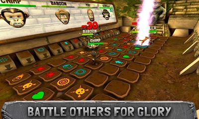 Juega a Battle Monkeys para Android. Descarga gratuita del juego Batalla de monos.