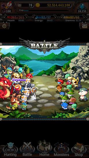 Battle monsters screenshot 3