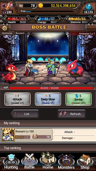 Battle monsters screenshot 4