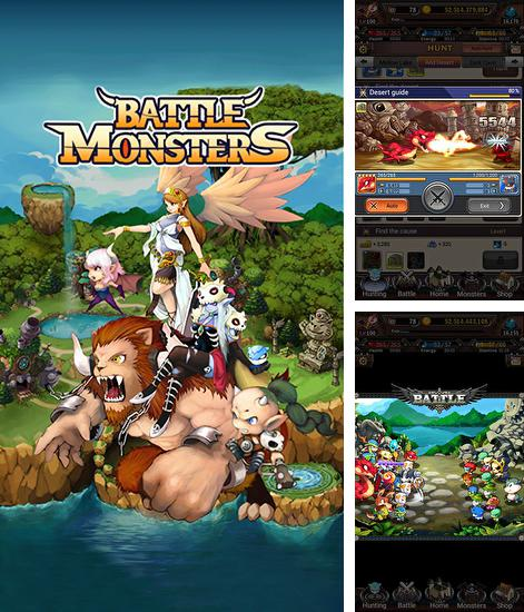 Battle monsters for Android - Download APK free