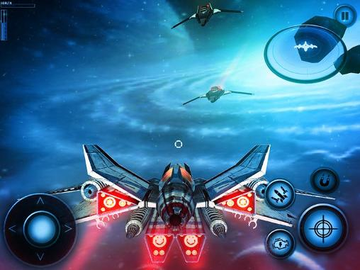 Screenshots do Battle of galaxies: Space conquest - Perigoso para tablet e celular Android.