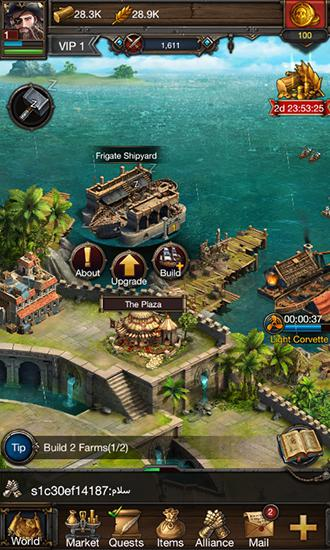 The Golden Age of Piracy screenshot 2
