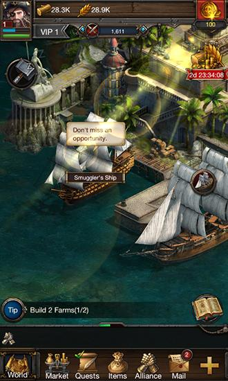 The Golden Age of Piracy screenshot 3