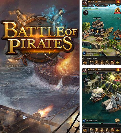 Battle of pirates: Last ship