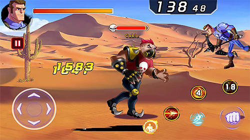Battle of superheroes: Captain avengers für Android spielen. Spiel Kampf der Superhelden: Captain Avengers kostenloser Download.