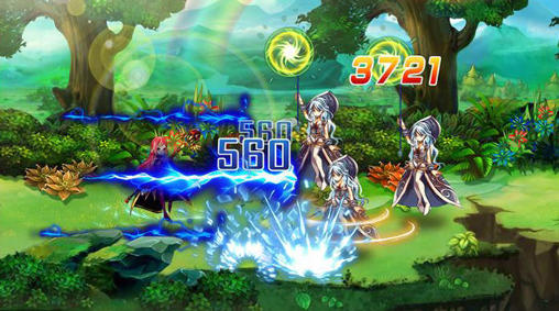 Download Battle of warriors: Dragon knight Android free game.