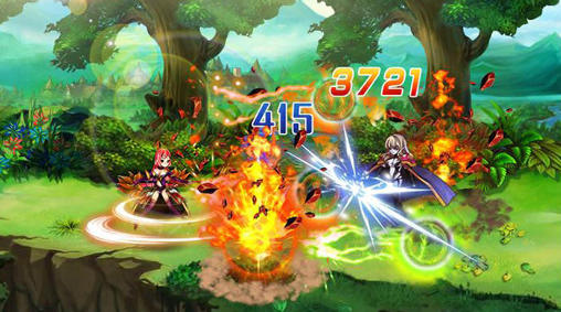 Get full version of Android apk app Battle of warriors: Dragon knight for tablet and phone.