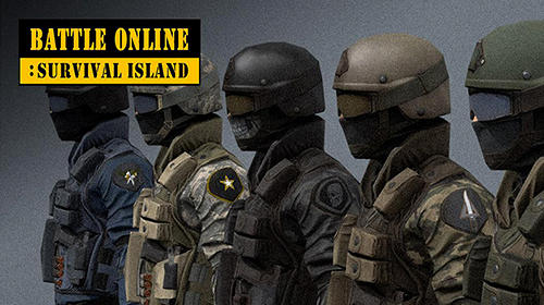 Battle online: Survival island обложка