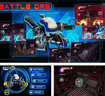 In addition to the game Armorslays for Android phones and tablets, you can also download Battle Orb for free.
