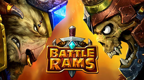 Battle rams: Clash of castles. Action RPG moba обложка