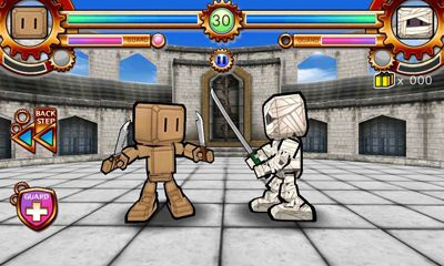 Battle Robots! screenshot 3