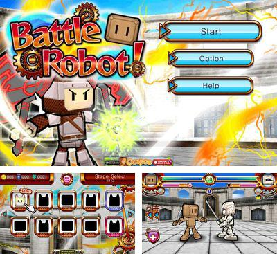 In addition to the game Runic Rumble for Android phones and tablets, you can also download Battle Robots! for free.