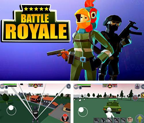 Battle royale FPS survival