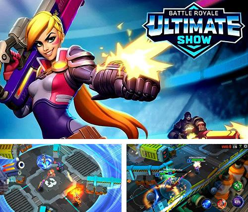 Zusätzlich zum Spiel Ich, Wikinger für Android-Telefone und Tablets können Sie auch kostenlos Battle royale: Ultimate show, Battle Royale: Ultimative Show herunterladen.