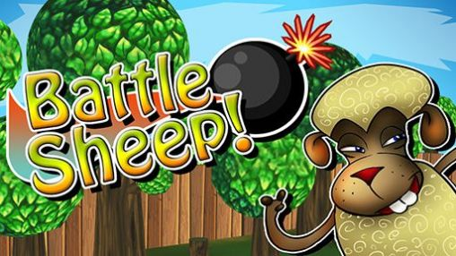 Battle sheep! poster